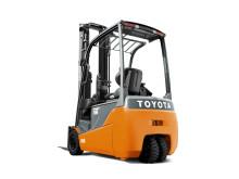 Nya Toyota Traigo 48 - högproduktiv motviktstruck med reducerad energiförbrukning