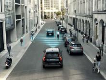 Volvo XC90 - City Safety