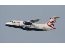 British airways operated by Sun Air