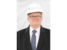 Johnny Bröndt (M), styrelseordförande på Sahlgrenska Universitetssjukhuset