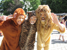 230 ungdomar med 26 olika språk – Parken Zoo vill ge ungdomarna sitt livs bästa sommarjobb