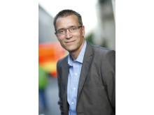 Herrn Magnus Welander, Geschäftsführer Thule Group