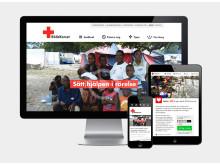 Röda Korsets webbshop