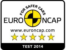 Euro NCAP ger 5 stjärnor till Lexus NX