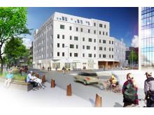 Kvarter 6, Masthusen, Västra Hamnen
