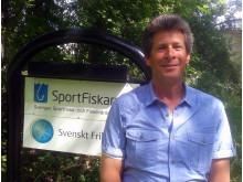 Anders Karlsson tillförordnad generalsekreterare i Sportfiskarna