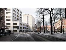 Förslag 5: Annex, Från gatan