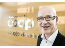 Konstituert administrerende direktør Geir Inge Stokke i Coop Norge
