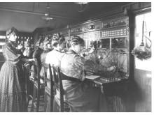 Telefonistinder fra Roskilde, 1902