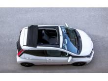 Toyota Aygo x-wave - uppifrån