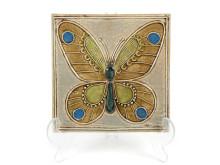 Dekorativa auktionen, 17/2, nr 52, väggdekor, Lisa Larson, Gustavsberg.