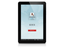 2. Rebtel 2.0 Android Tablet