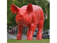 Cloned Giant Pig, William Sweetlove. GKM galleri