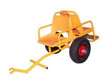 Nytt för i år - tvåsitsig vagn till go-cart
