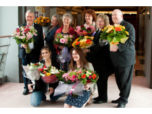 Tack blommor för nej-röst till ACTA
