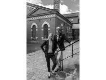 Anna Schreil och Krister Asplund