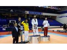 Ricahard Andre Ordemann vinner bronse