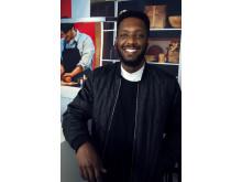 Adam Tensta pratar frukostvanor i IKEA Podologen