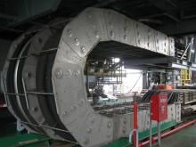 A Cavotec Brevetti cable chain