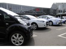 Framtidens bilar i Rally Öresund