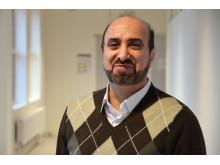 Reza Emamai, professor i rymdtekniska system vid Luleå tekniska universitet
