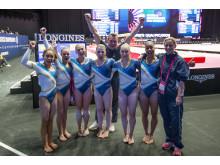 VM i artistisk gymnastik 2015
