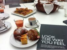 Lyxig pressfrukost med Stureplanskliniken och Restylane Atelier