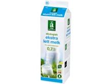Coop Änglamark Ekstra Lett Melk