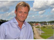 Sten Andersen, marknadschef ATG