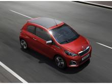 Peugeot hitter med 108 EasyLeasing