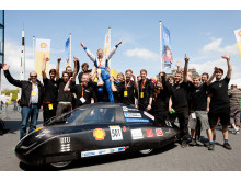DTU Road Runners sætter verdensrekord