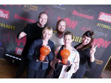 2012 års 100watt-vinnare i kategori Ideellt