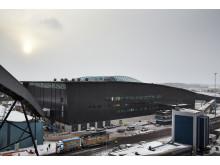 Kraftvärmeverket - Förnyelsen Block 6 statusbild februari 2014