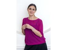 Paula Guillet de Monthoux, generalsekreterare på World Childhood Foundation