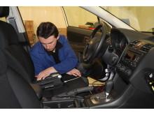 Sveriges skickligaste Subaru-tekniker