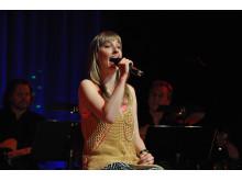 Felicia Kamsåg tävlade för Sverige i Euoropean Song Festival.