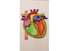 Hjärta av Mia Vågberg
