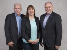 Ledningen för Chalmers nya dotterbolag inom Venture Creation