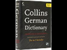 Collins German Dictionary, tysk-engelsk och engelsk-tysk