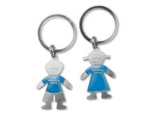 Nyckelringen som räddar barns liv