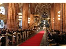 Storkyrkan i Gamla stan, Stockholm.