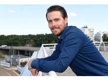Peter Nee, ny säljchef för ATGs digitala kanaler.