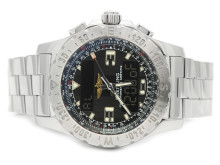Klockor 7/2, Nr: 272, BREITLING, Airwolf, Chronometre, Cal 78