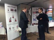 Toyota Material Handling Finland mukana Logyn Conference 2015 -tapahtumassa