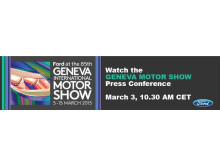 Genève Motor Show 2015