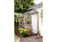 Babyvinehouse!! Ett undertbart litet väggväxthus