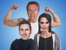 papmasker skuespillere