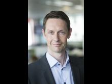 Daniel Ljungberg, direktör processutveckling och inköp
