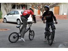 BMX Extreme Biking