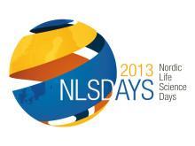 Nordic Life Science Days 2013 logotyp